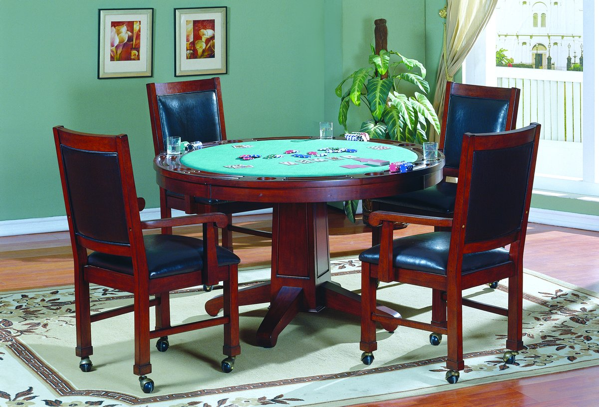 Homelegance Davilla Dining Game Collection
