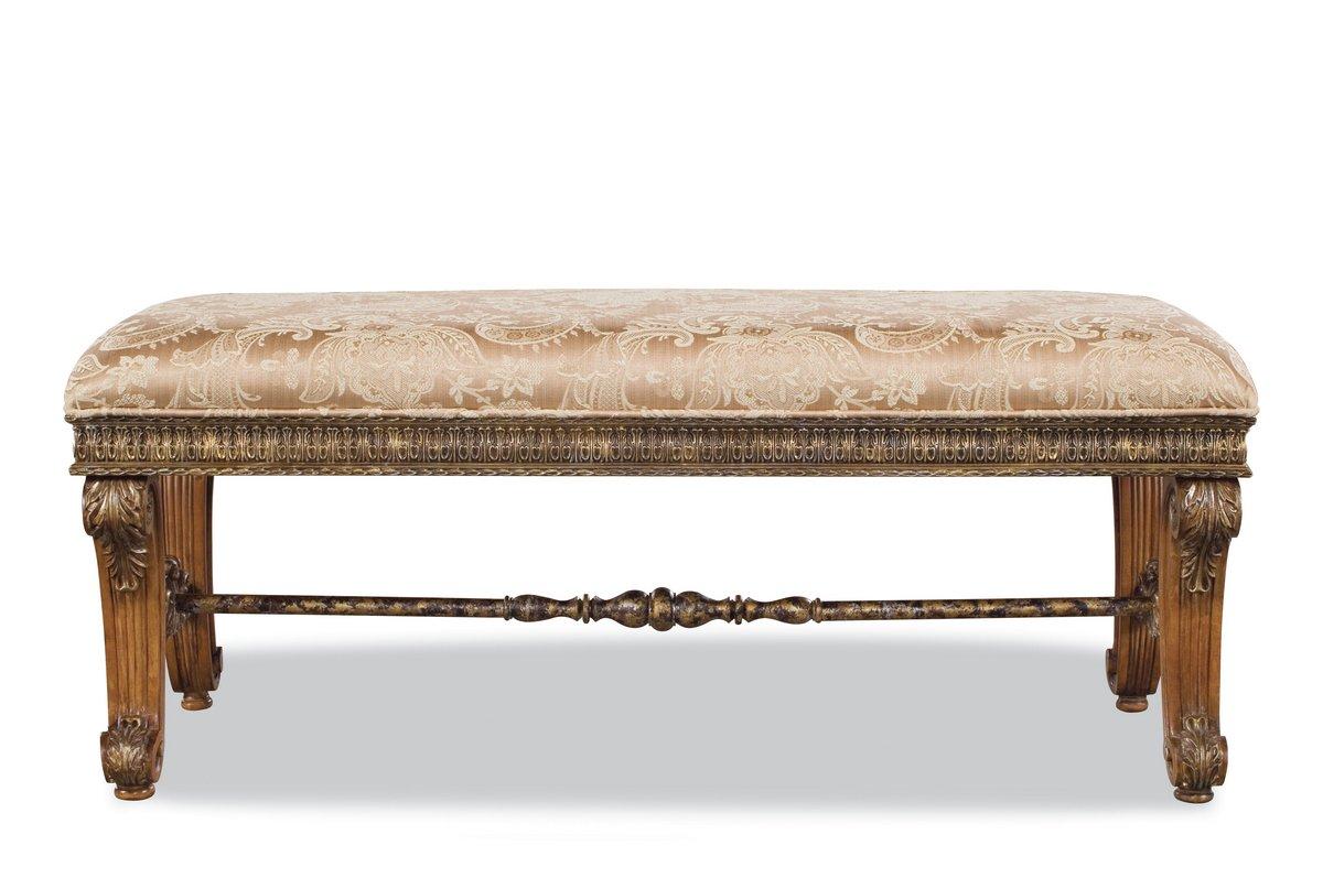 Pulaski Thaxton Court Bed Bench