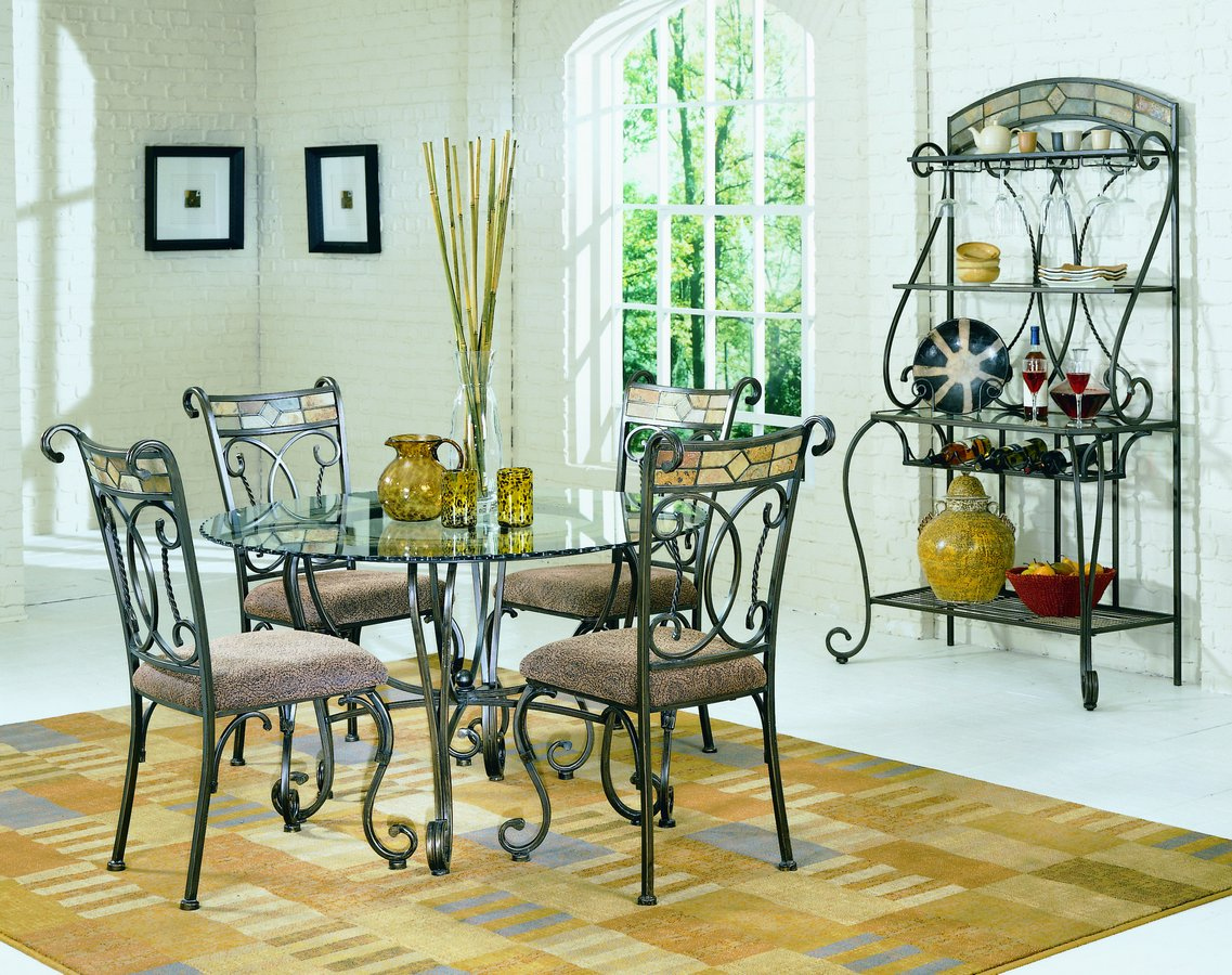 Homelegance Rainforest Dining Collection