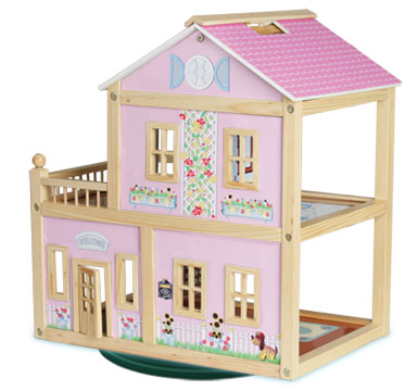 KidKraft Veranda Swivel Dollhouse