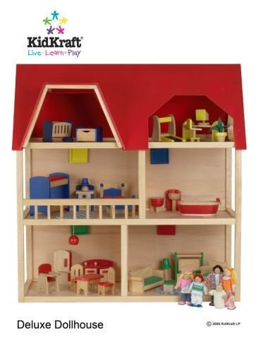 KidKraft Red Roof Dollhouse