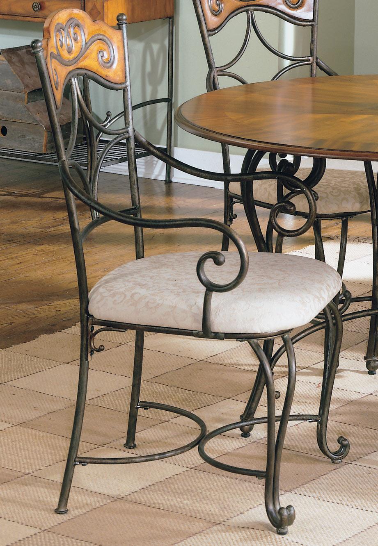 Homelegance Curve Arm Chair