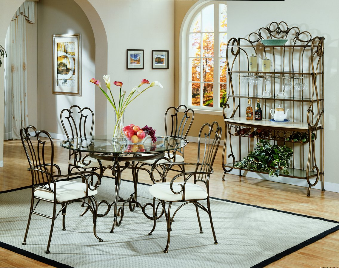 Homelegance Tulip Dining Collection