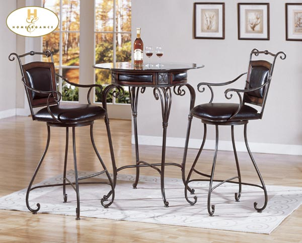 Homelegance Rossete Pub Dining Collection