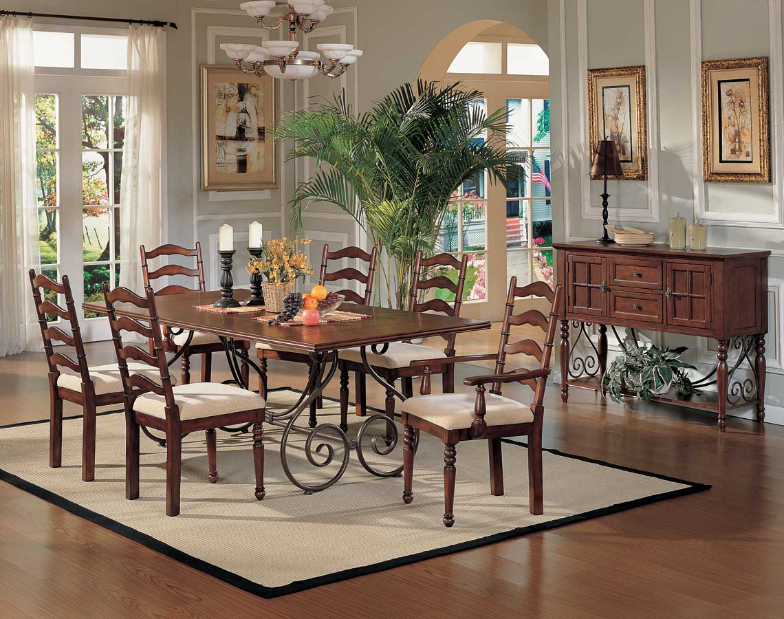 Homelegance Beaumont Dining Collection