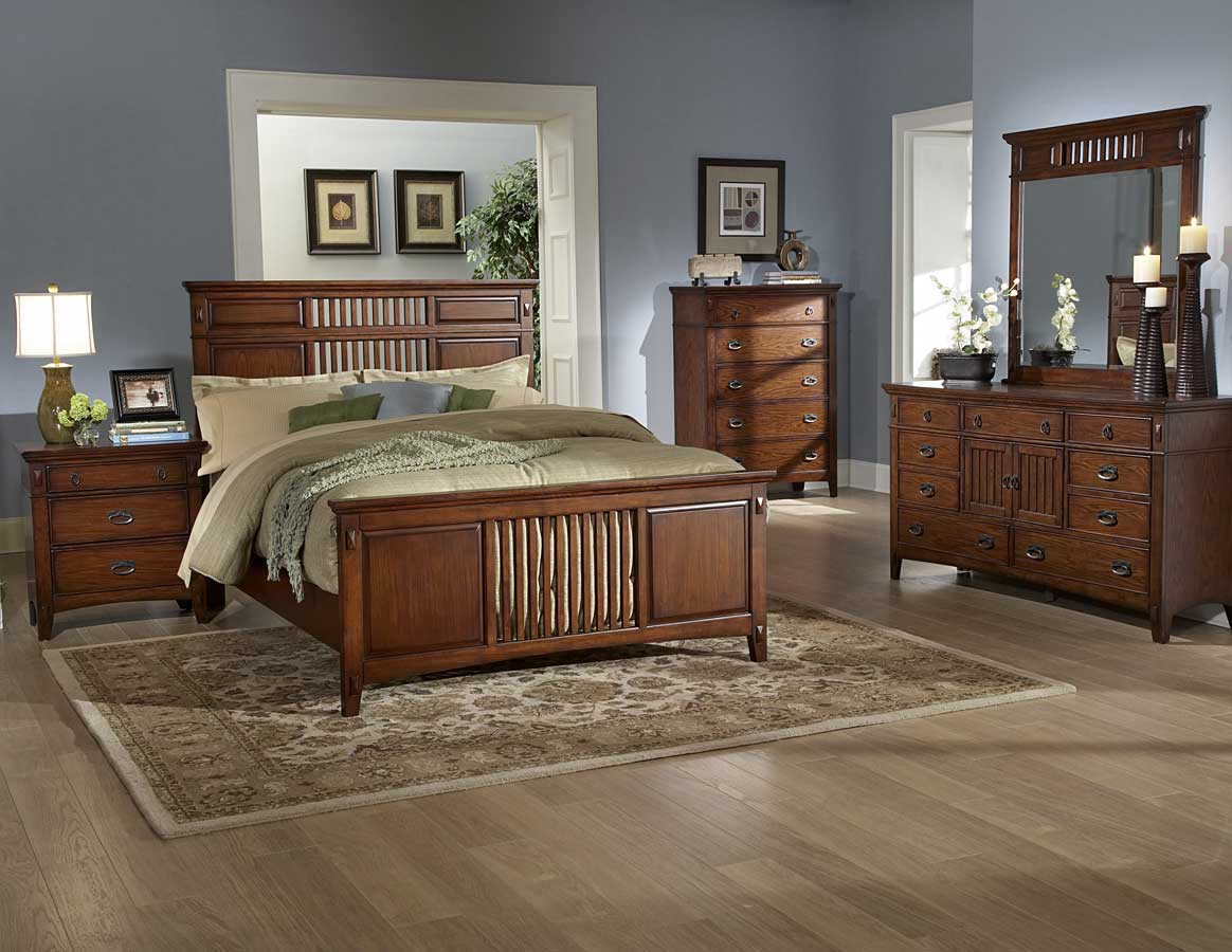 Homelegance Raymond Ike Bedroom Set
