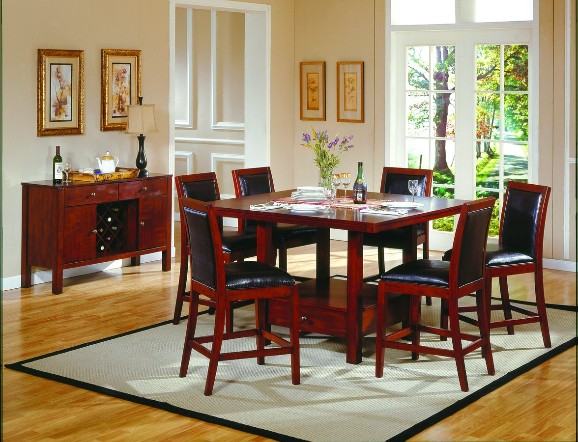 Homelegance Achillea II Pub Dining Collection