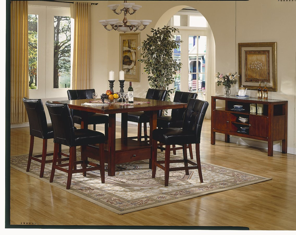 Homelegance Daffodil Pub Dining Collection 714