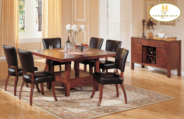 Homelegance Daffodil Dining Collection 712