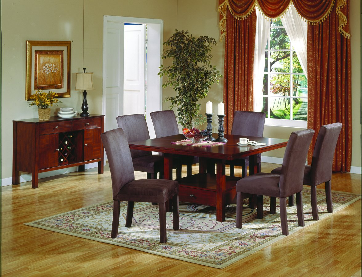 Homelegance Daffodil Dining Collection 713