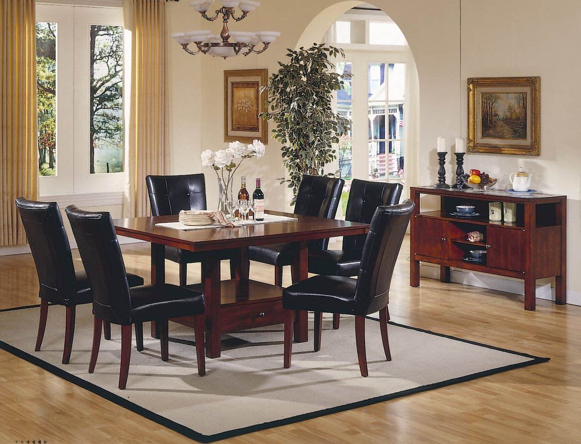 Homelegance Daffodil Dining Collection 714
