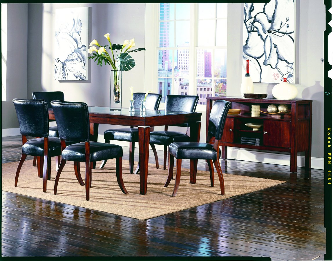 Homelegance Carnation Dining Collection