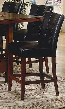 Homelegance Daffodil Pub Chair Leather Match