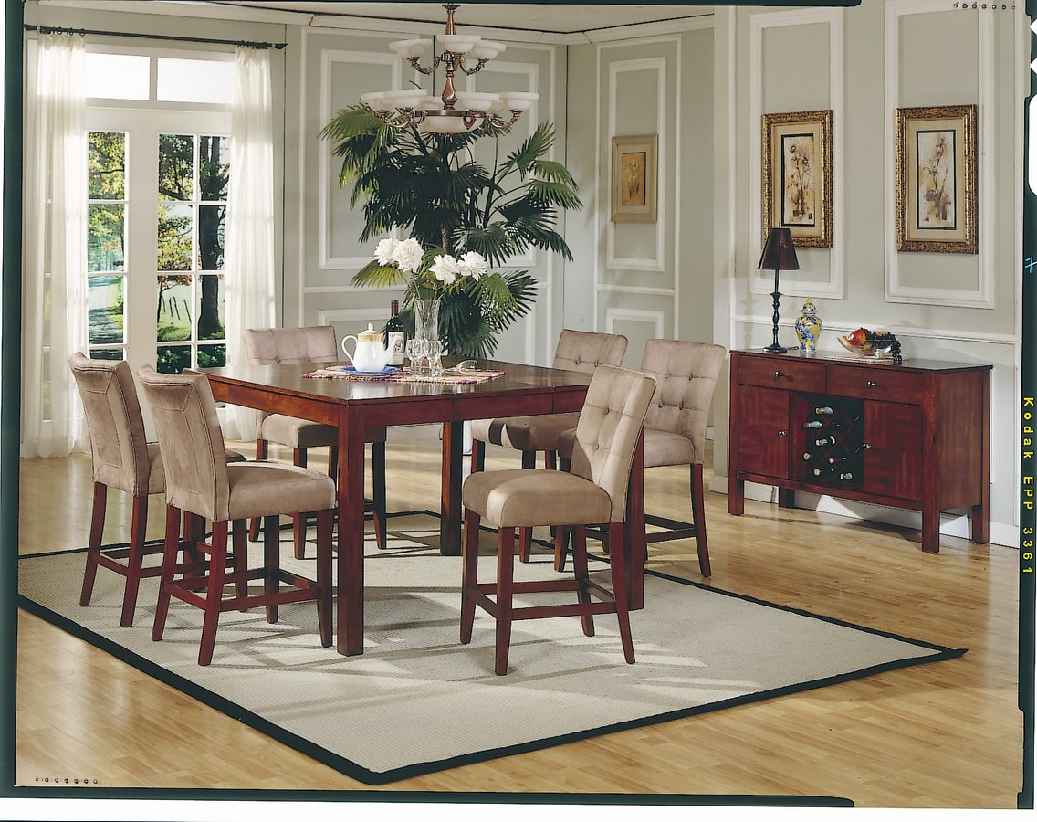Homelegance Achillea Pub Dining Collection 714BN