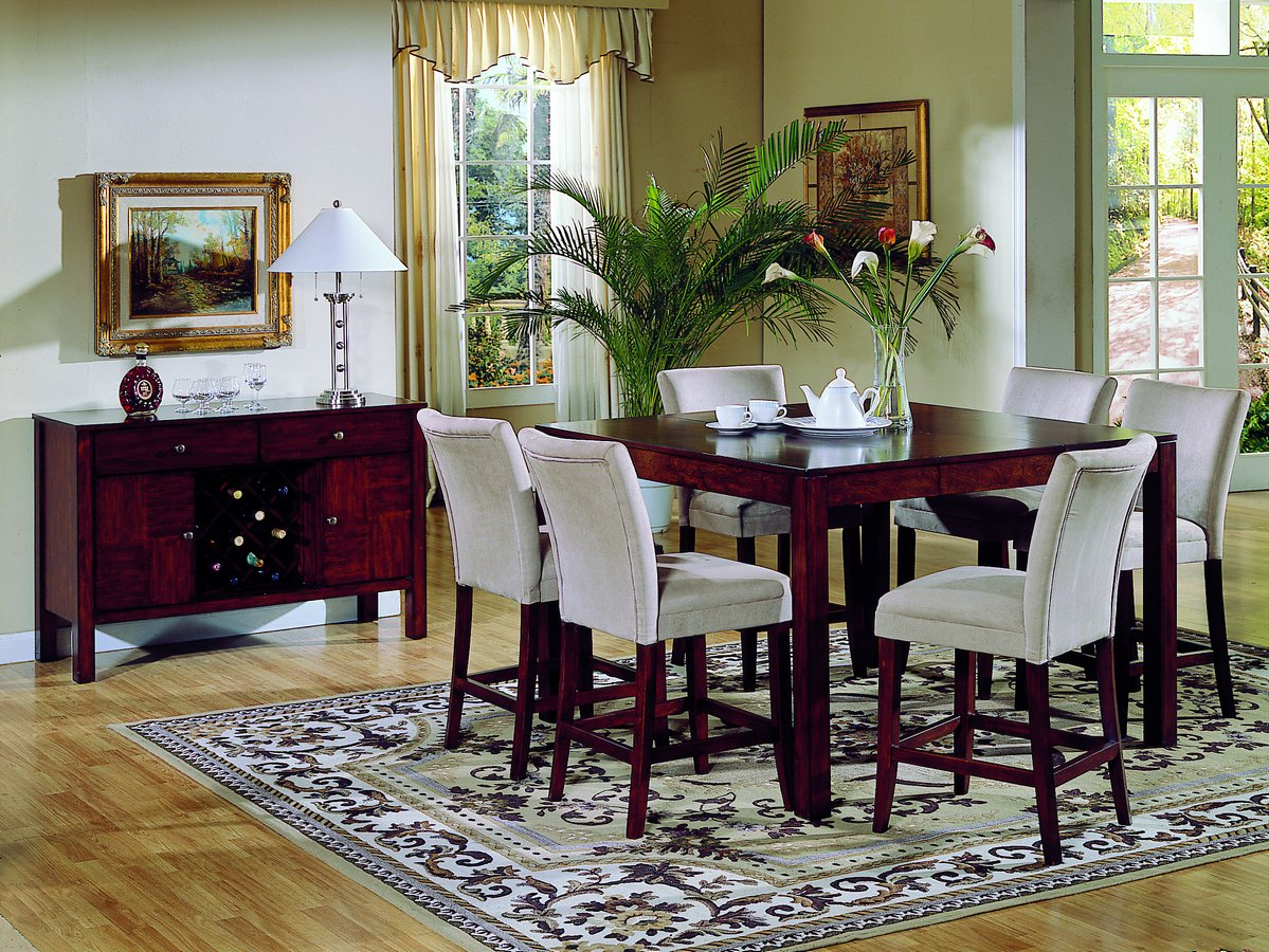 Homelegance Achillea Pub Dining Collection 721PT