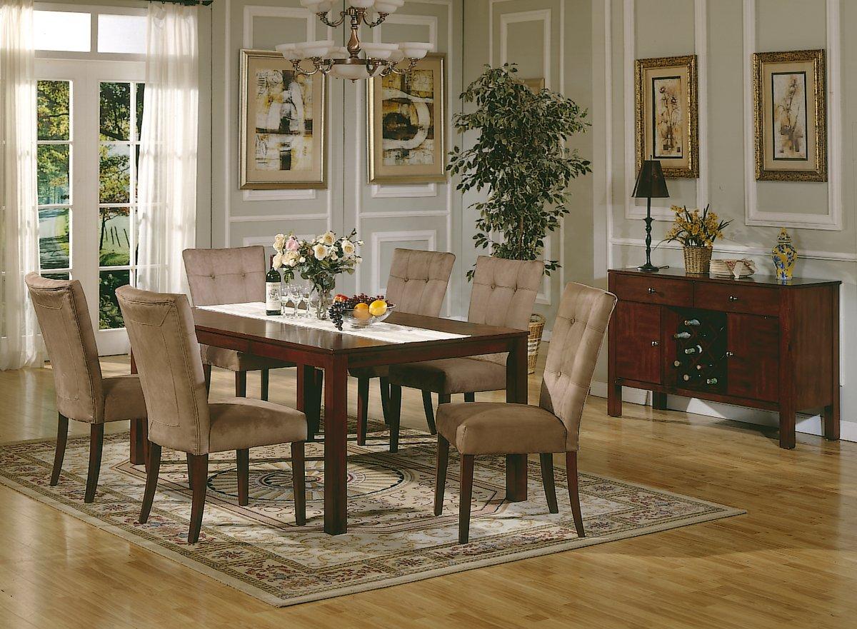 Homelegance Achillea Dining Table