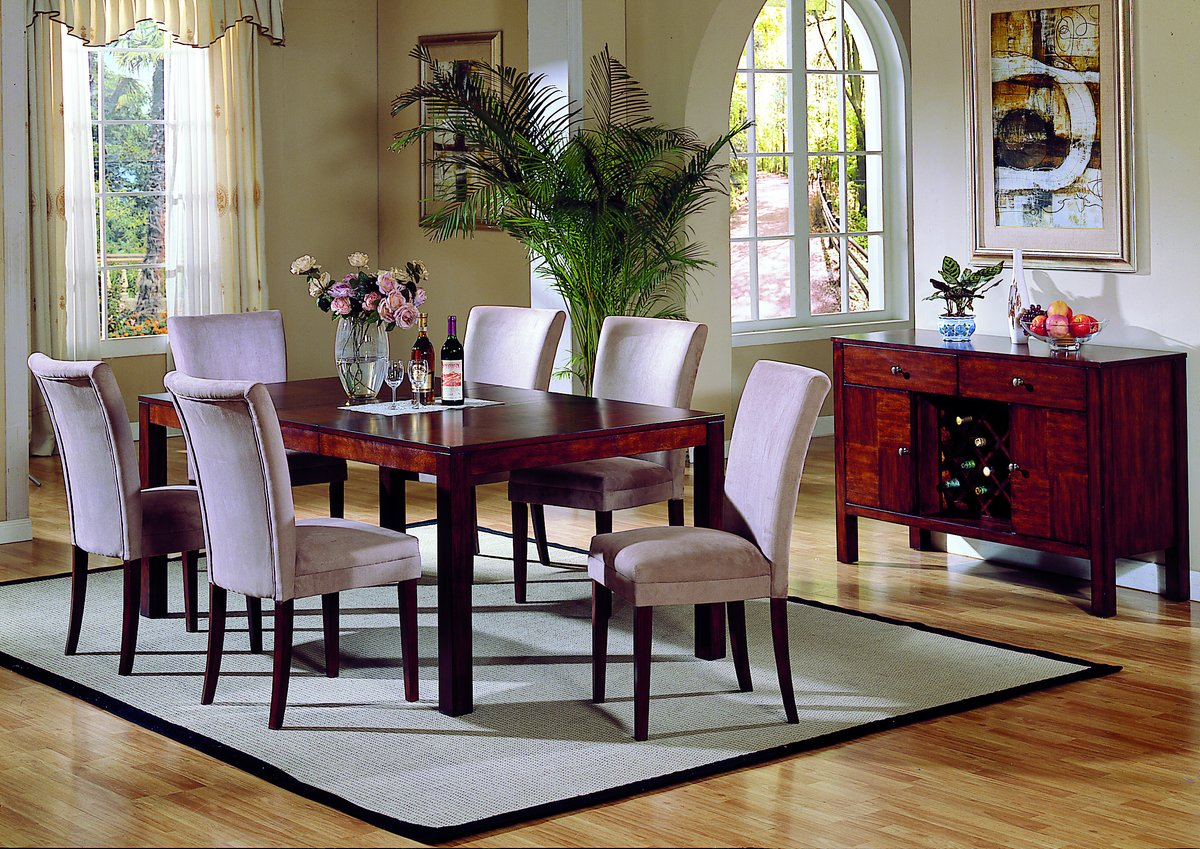 Homelegance Achillea Dining Collection 721PTS