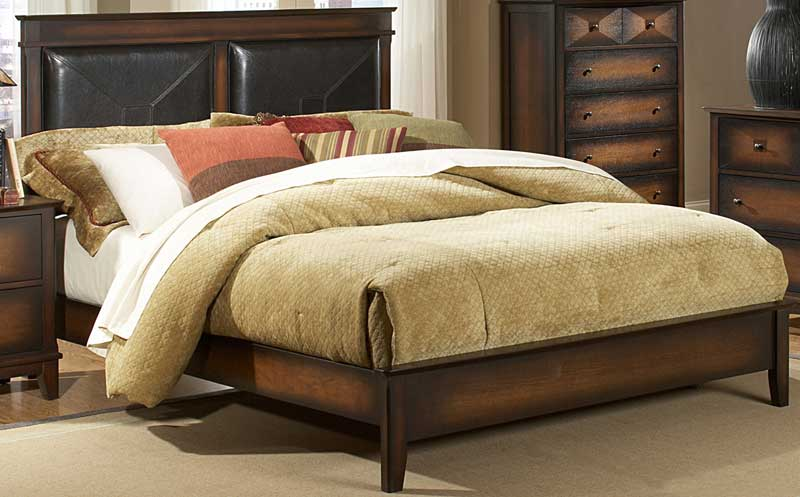 Homelegance Verona Bed