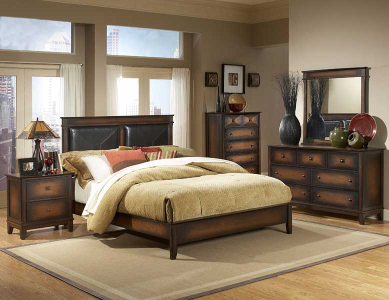 Homelegance Verona Bedroom Set