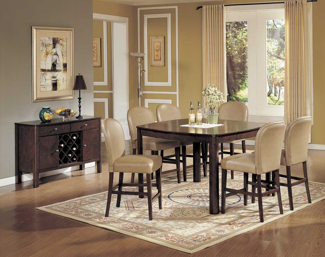 Homelegance Europa Pub Dining Collection