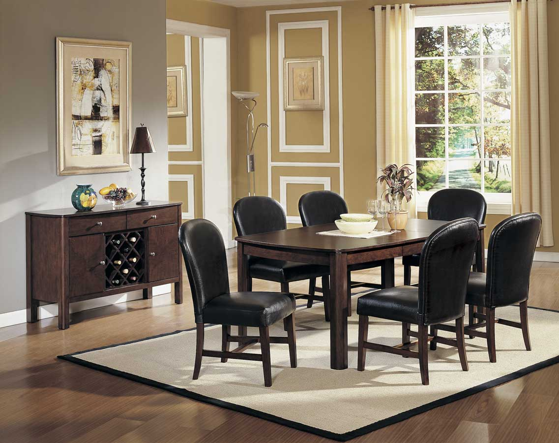 Homelegance Europa Dining Collection