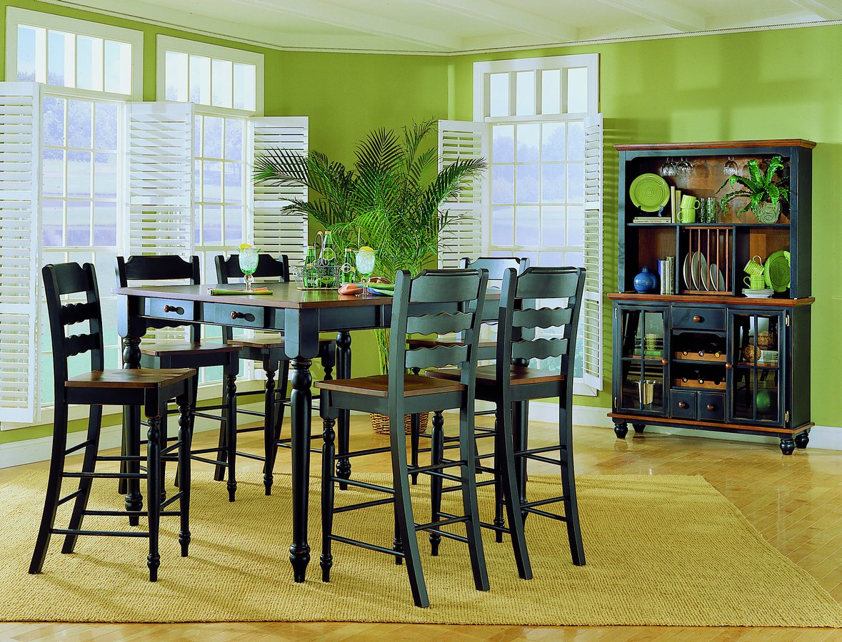 Homelegance Sedgefield Pub Dining Collection 42H