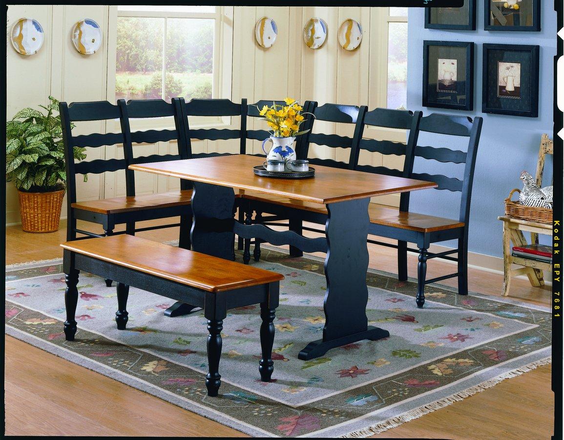 Homelegance Sedgefield Breakfast Nook Set