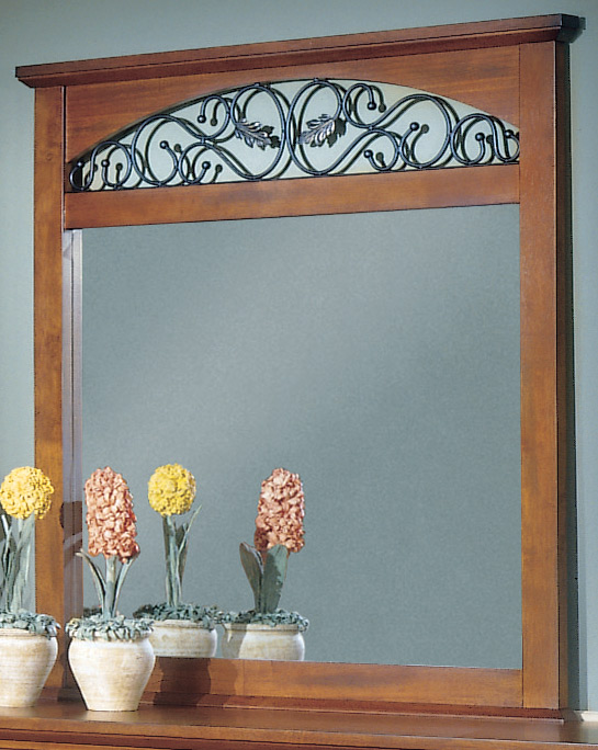 Homelegance Lareto Framed Mirror
