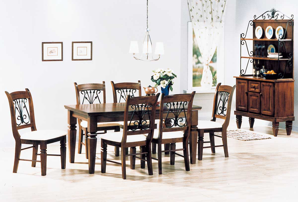 Homelegance Old World Dining Table