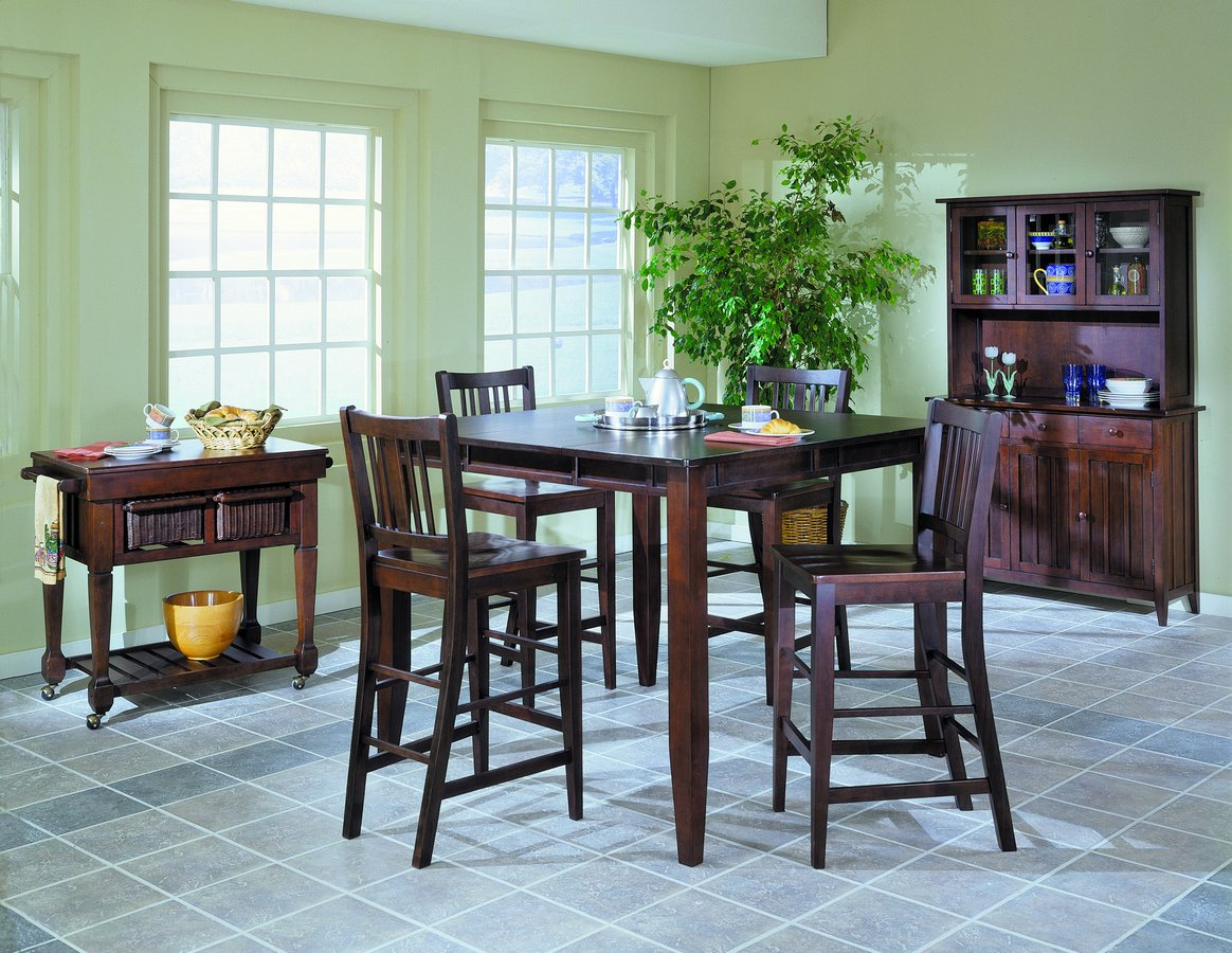 Homelegance Market Square Pub Dining Collection
