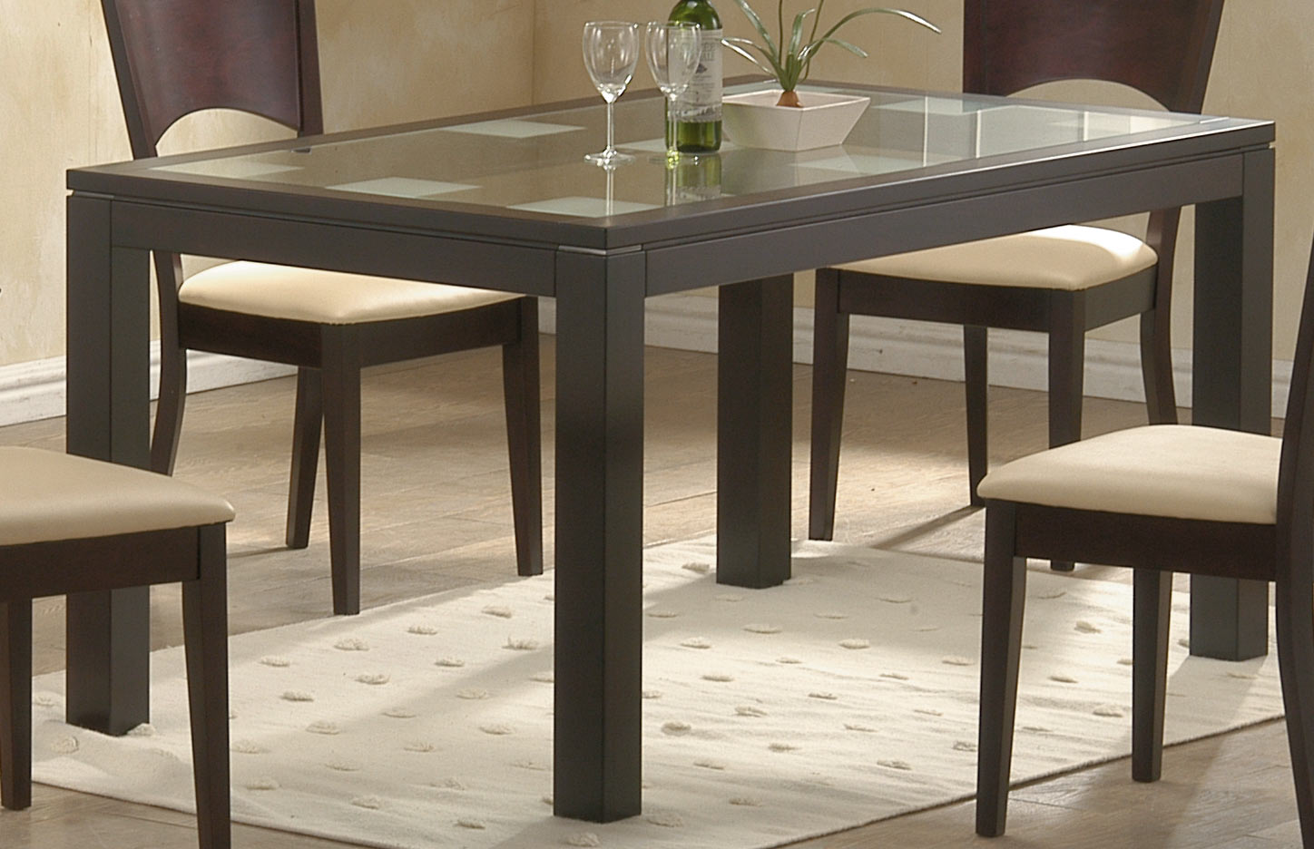 Cheap Homelegance Radius Dining Table