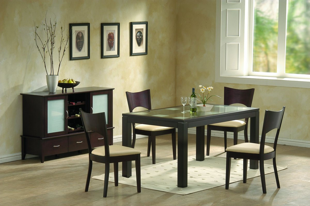Homelegance Radius Dining Collection