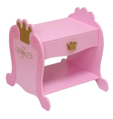 KidKraft Princess Toddler Table 76124