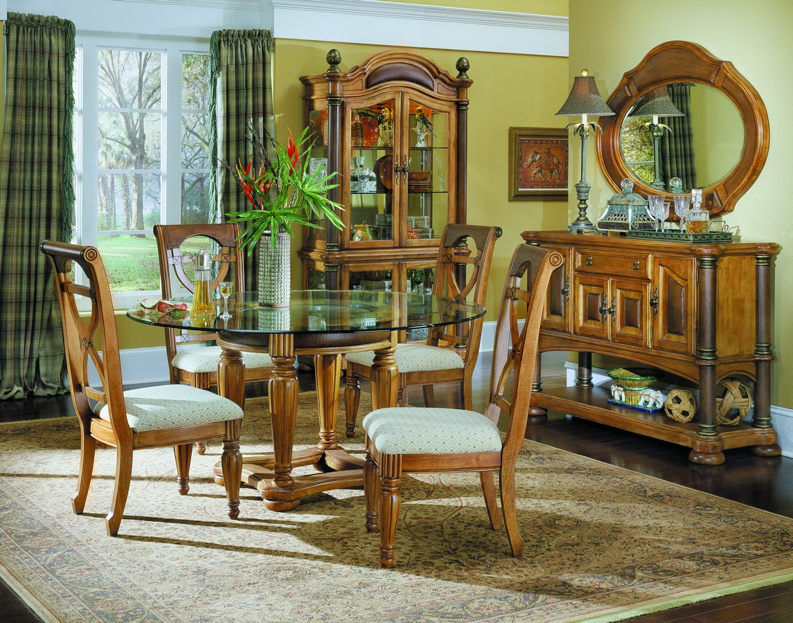 Homelegance Sahara Dining Collection
