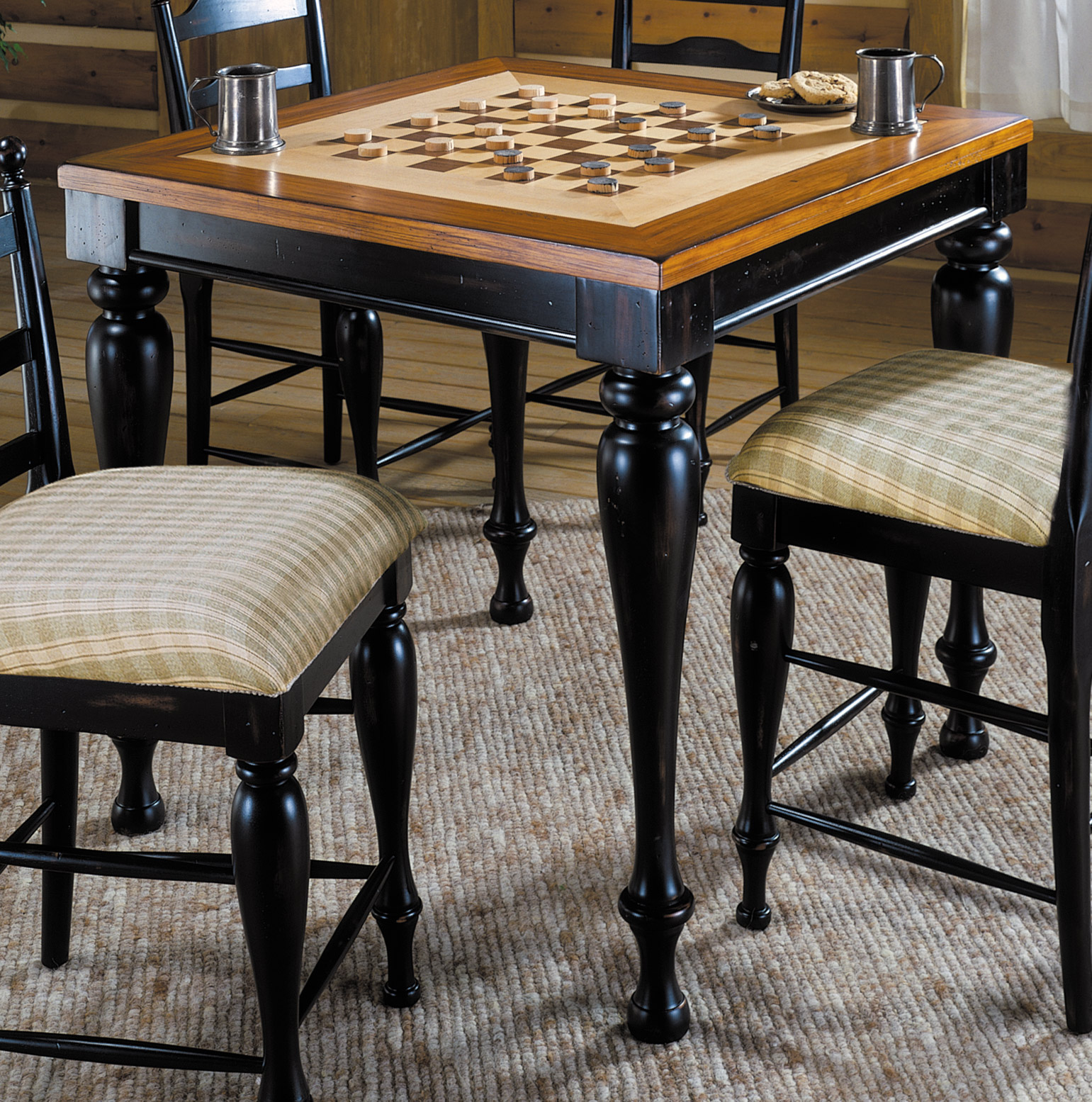 Homelegance Casual Moments Game Pub Table