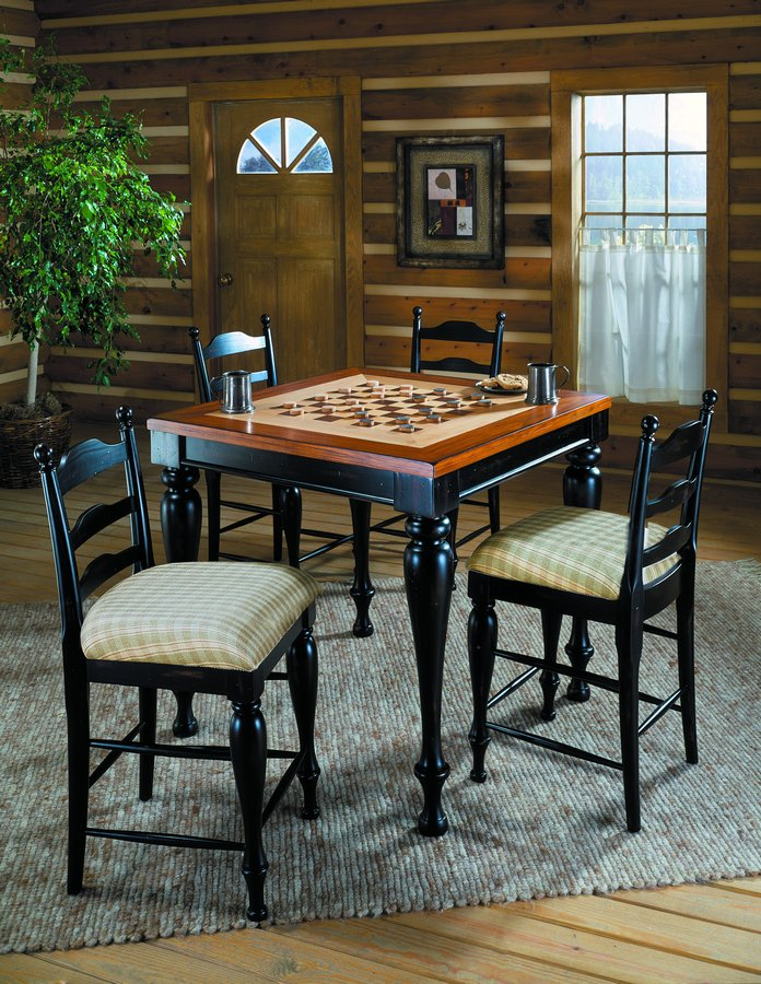 Homelegance Casual Moments Game Pub Table Collection