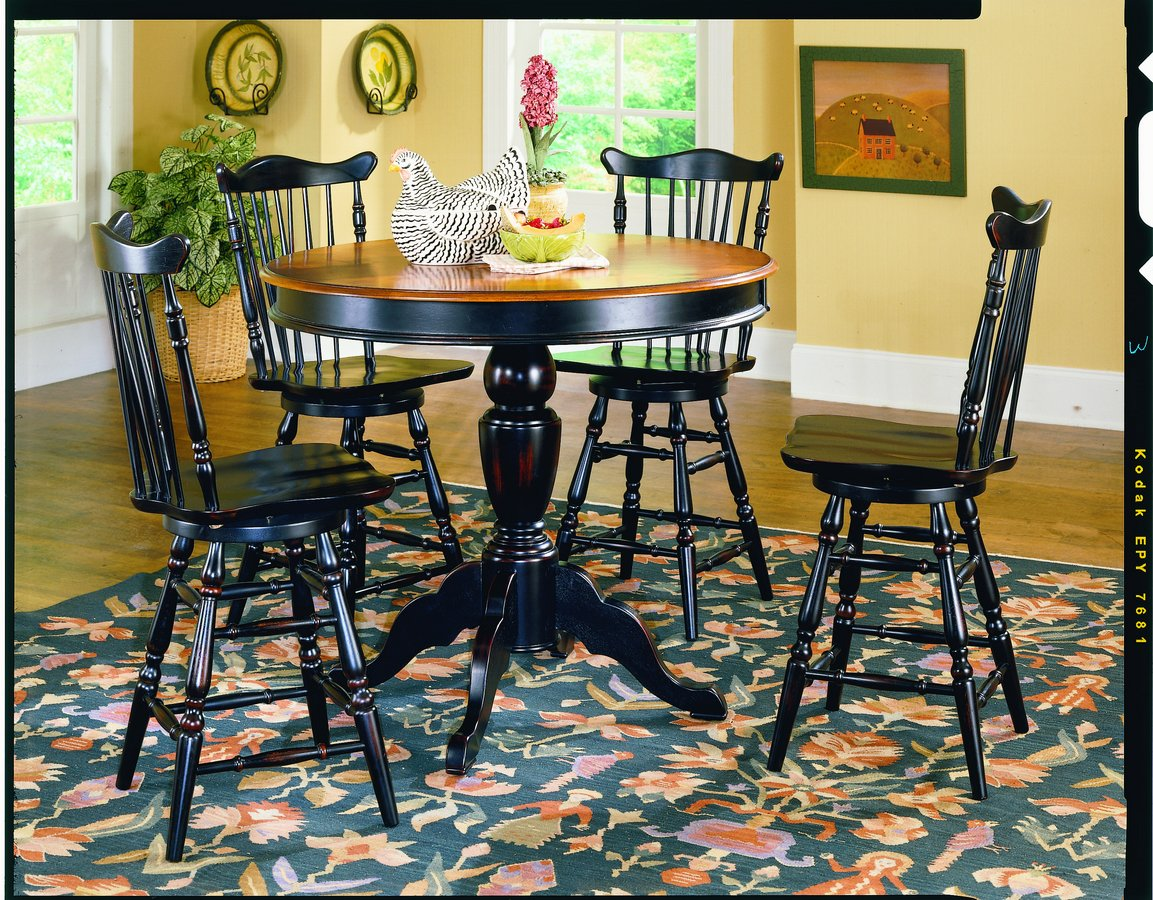Homelegance Winnie Pub Dining Collection Black