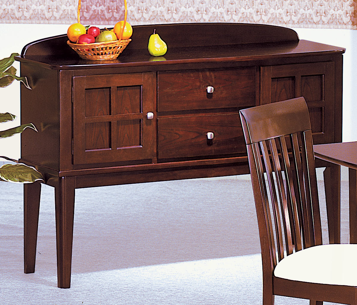 Homelegance Lisa Sideboard with Storage