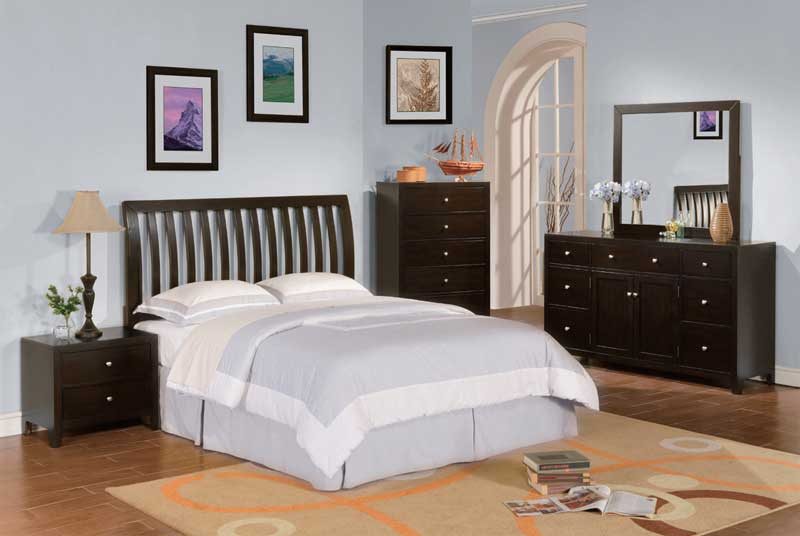 Homelegance Caldwell Bedroom Collection