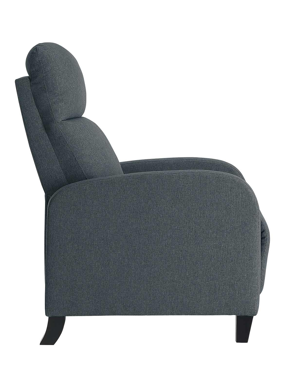 Homelegance Antrim Push Back Reclining Chair - Gray