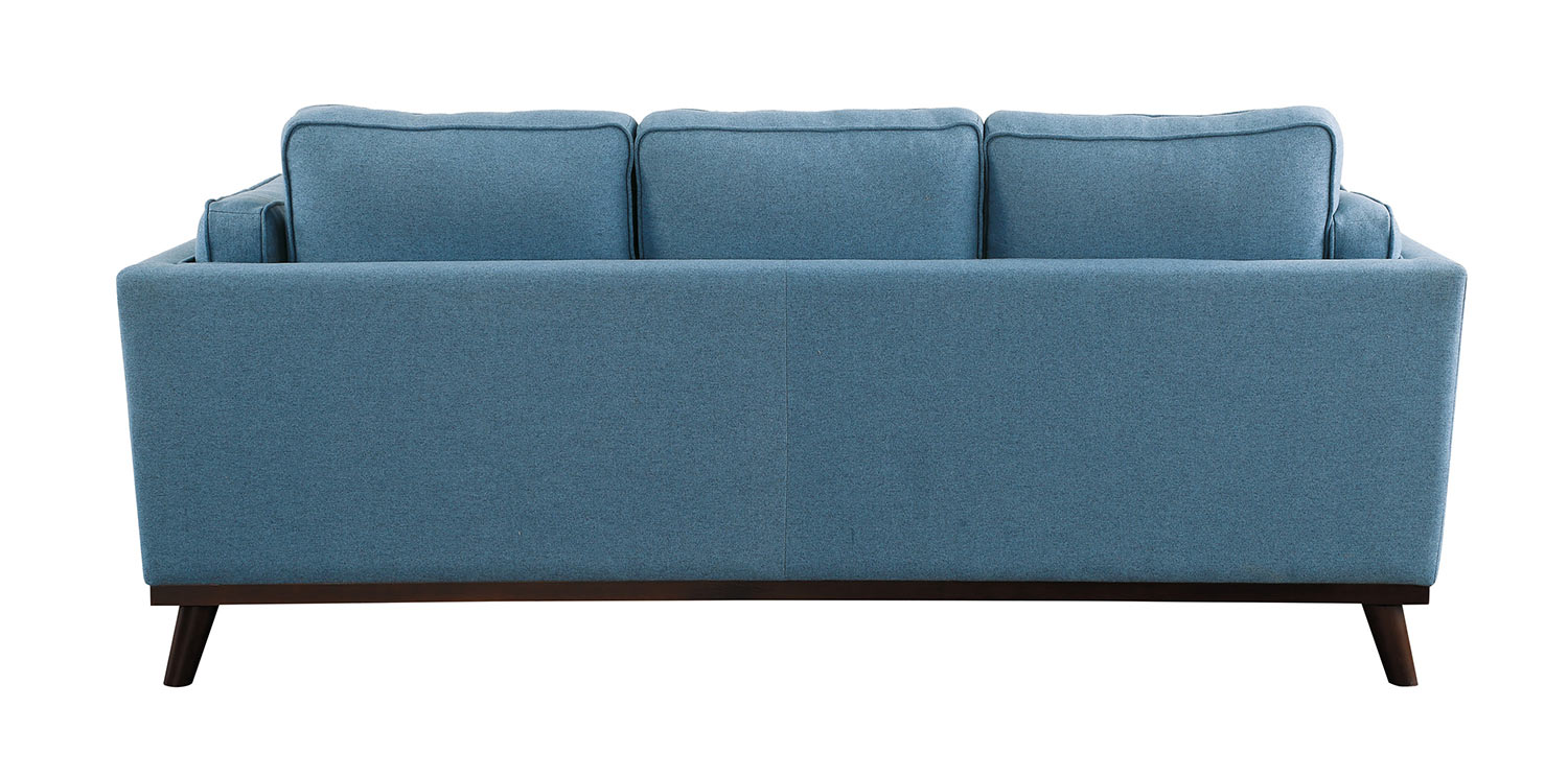 Homelegance Bedos Sofa - Blue