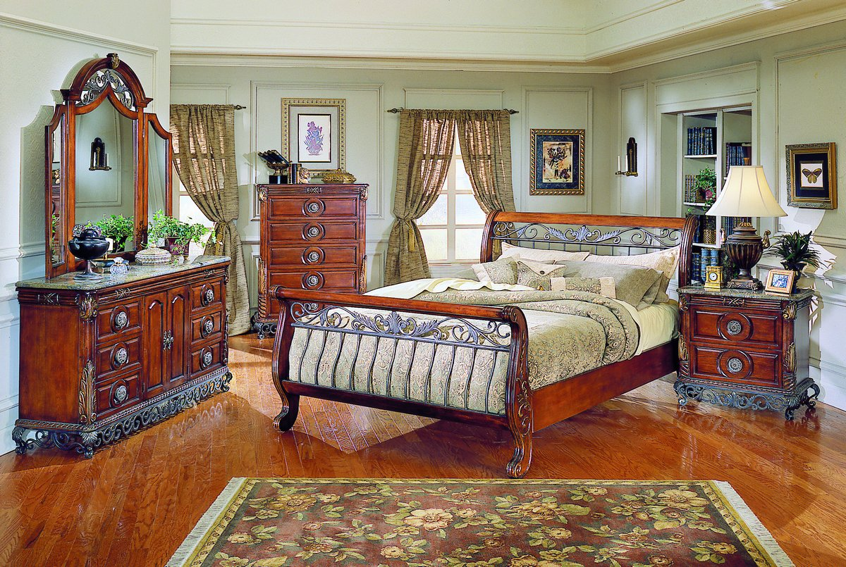 Homelegance Madrid Bedroom Collection