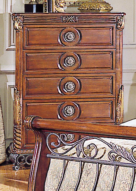 Homelegance Madrid 5 Drawer Chest