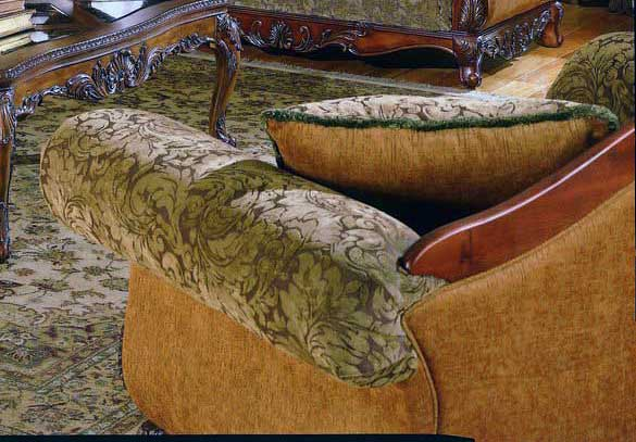 Cheap Homelegance Madrid Chair Fabric