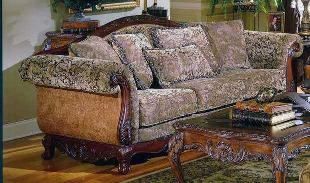 Cheap Homelegance Madrid Sofa Fabric