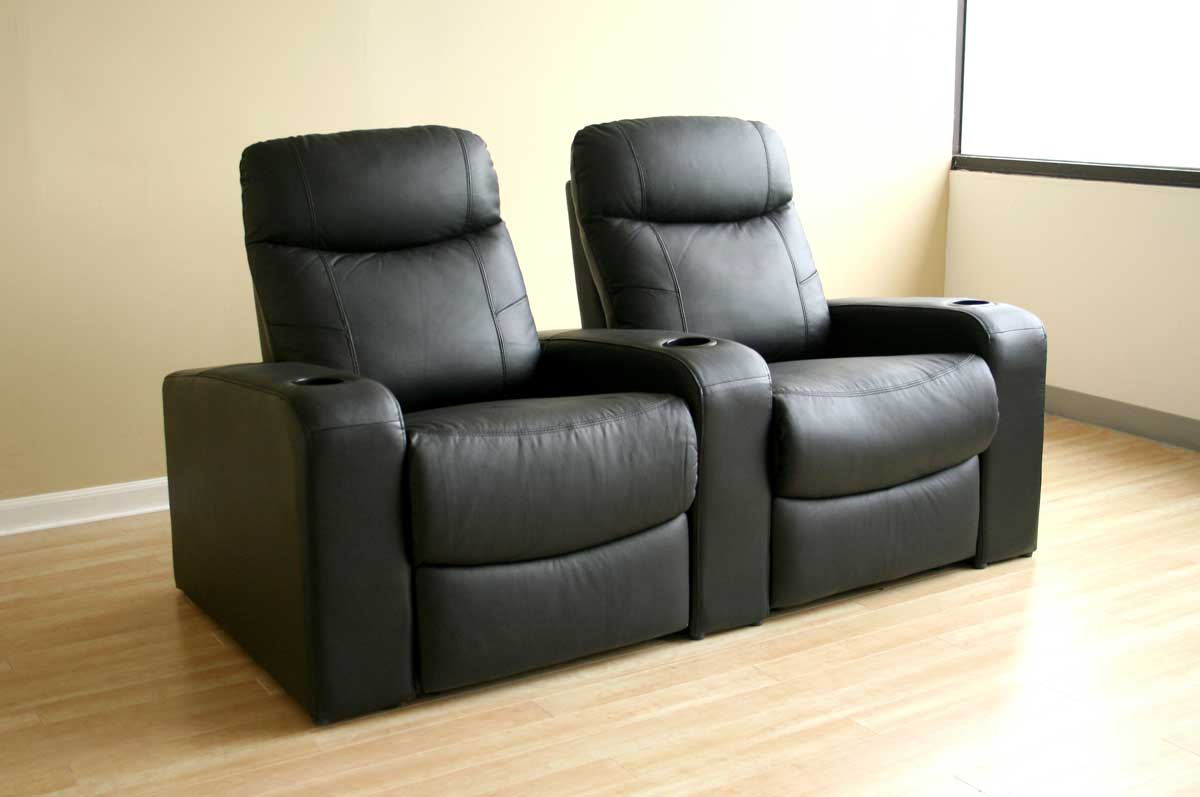 Wholesale Interiors Cannes Theater Seat - 2 Seater