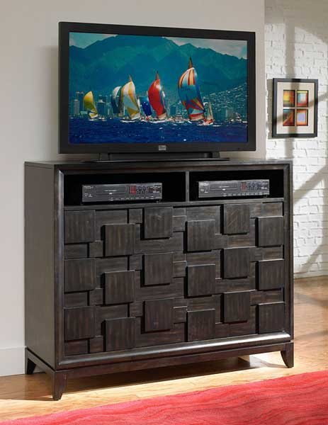 Homelegance Balboa Square TV Chest