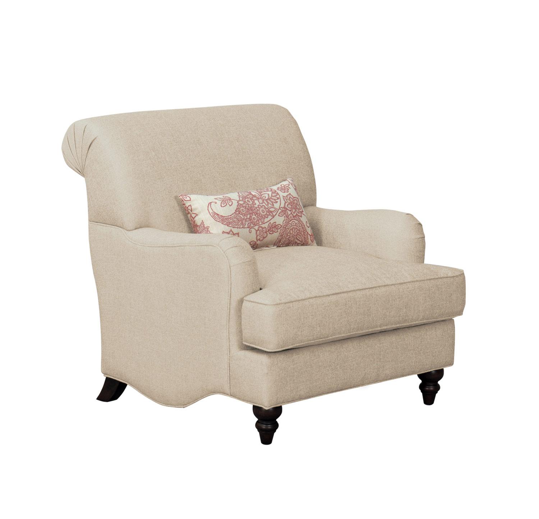 Homelegance Selles Chair - Beige