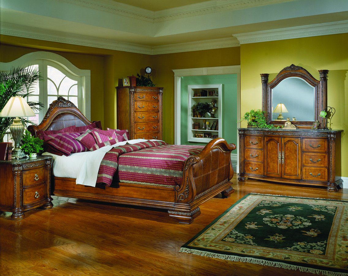 Homelegance Spanish Hills Bedroom Collection