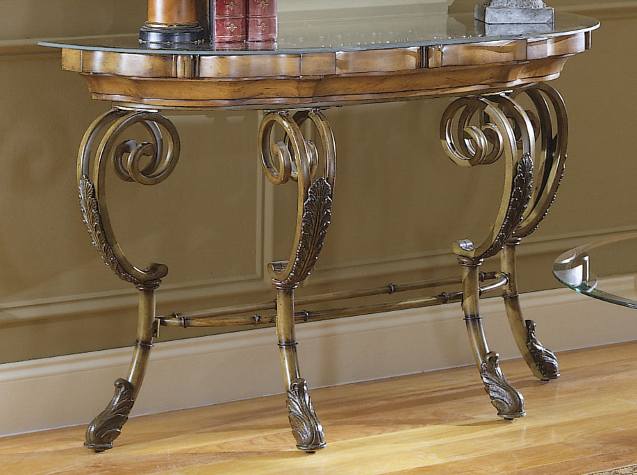 Homelegance South Beach Sofa Table